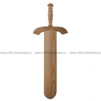 Меч деревянный в ножнах (малый)
