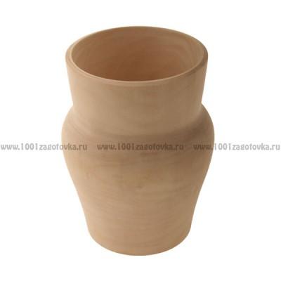 Вазочка-крынка деревянная 12 см